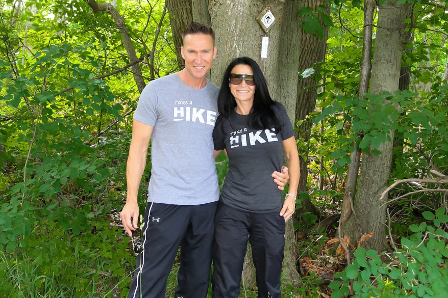 Hiking T-Shirts, Hiking Gear, Hiking Apparel, Things to do in Caledon,