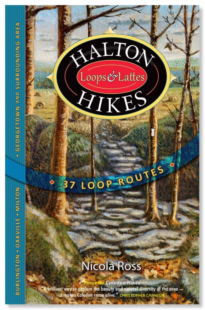 Hiking Books, Best Hiking Bools, Hiking Trails Caledon,