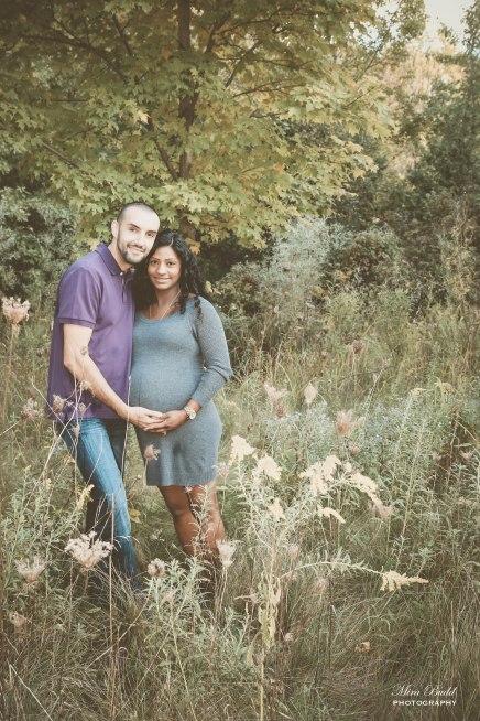 Nick and Maneesha's MaternityPhotos