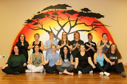 Yoga in Bolton – Hit That GymStudio