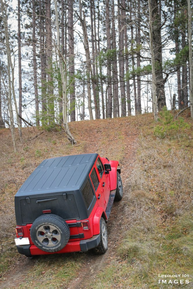 4X4 Trails Ontario, Caledon Jeep Trails, Ontario Off Road Trails,