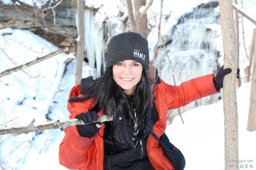 Ontario Waterfalls, Hamilton Waterfalls, Ontario Hiking Trails, Bruce Trail, Smokey Hallow, Great Falls, Waterdown Ontario,