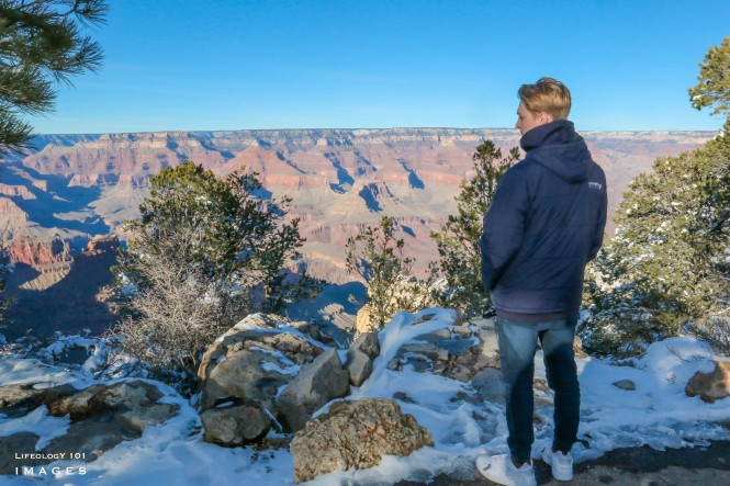 Grand Canyon Hiking Trails - Rim Trail