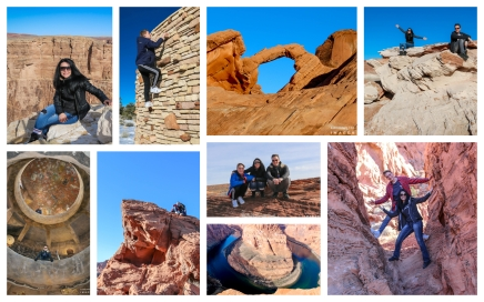 Our Nevada and ArizonaAdventures