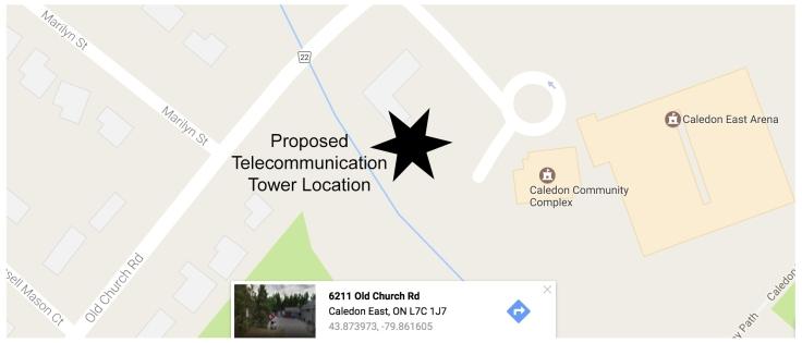 Caledon East Bell Tower, Caledon East Ontario