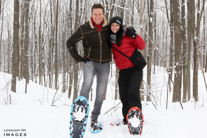 Ontario Snowshoeing Trails, Hiking Trails Ontario, Things to do in Ontario in Winter, Caledon Snowshoeing Trails,
