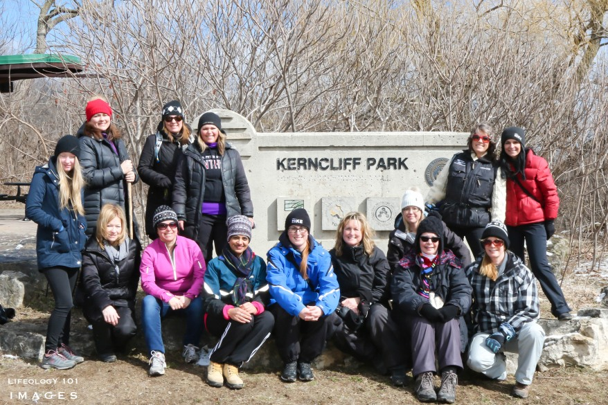 Kerncliff Park, Bruce Trail Hiking - Burlington Ontario