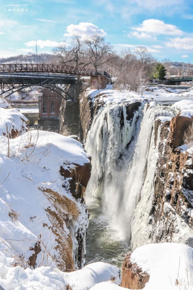 Paterson Falls, Waterfalls Near New York City, New York Waterfalls, Places to Visit in New York, New Jersey Waterfalls, Things to See in New York,