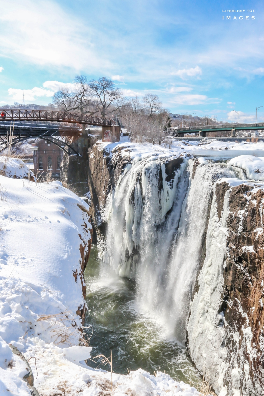 Paterson Falls, Waterfalls Near New York City, New York Waterfalls, Places to Visit in New York, New Jersey Waterfalls, Things to See in New York,