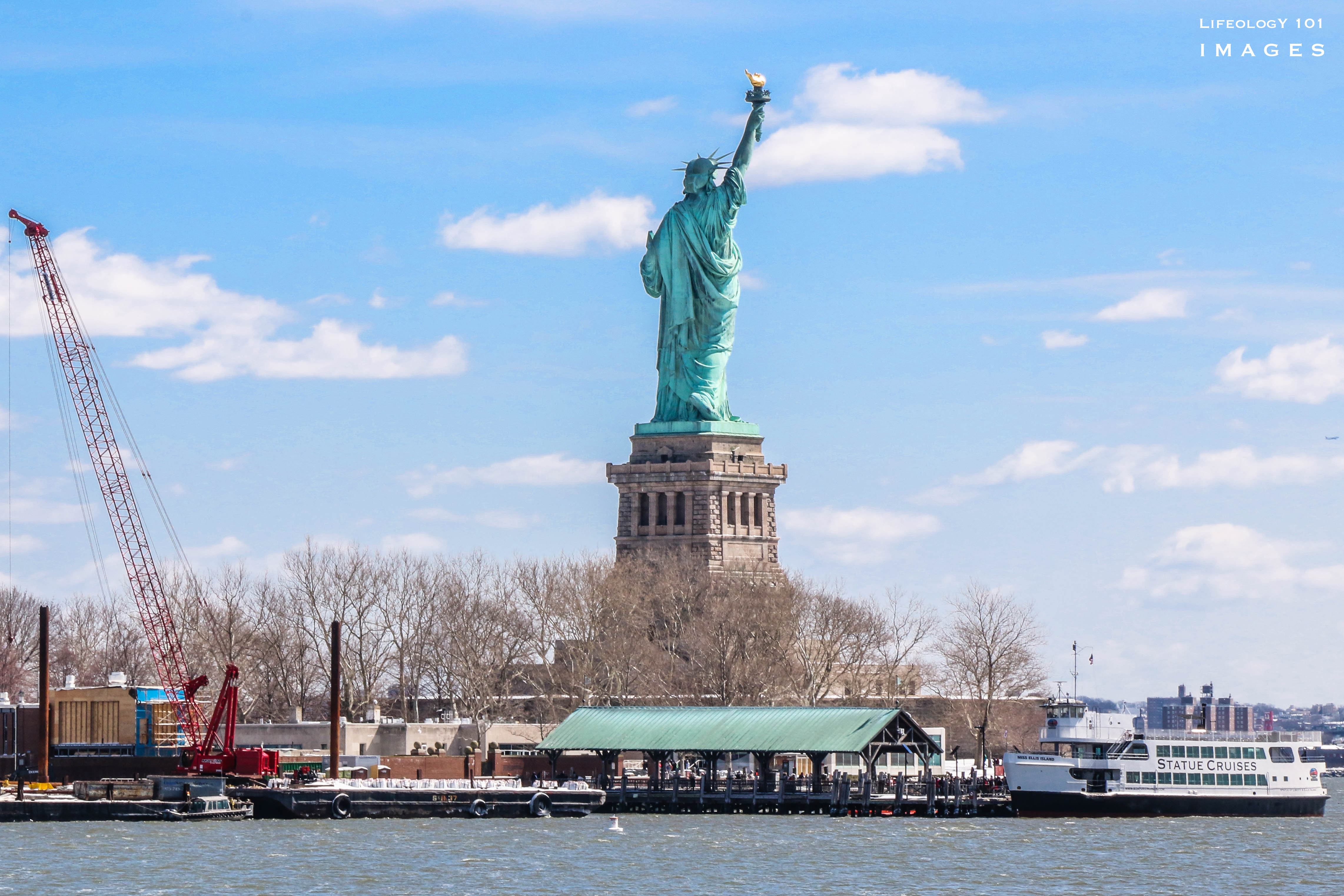 Liberty State Park – Lady Liberty and New York Skyline – Lifeology 101