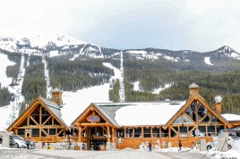 Lake Louise Ski Resort, Skiing Alberta,