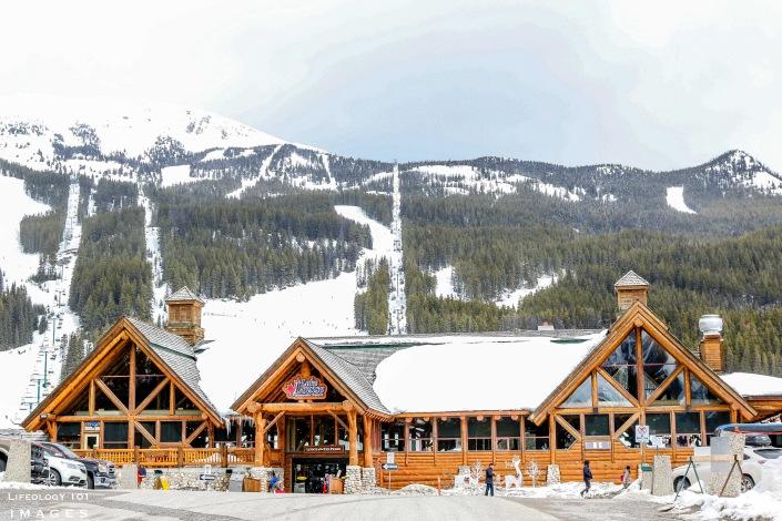 Lake Louise Ski Resort, Skiing Alberta,