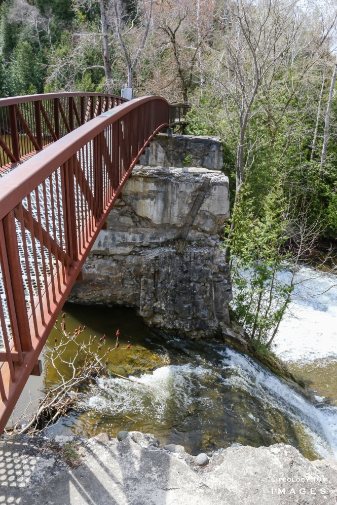 Ontario Waterfalls, Cataract Falls, Credit River, Hiking Trails Ontario, Caledon Hiking Trails, Best Hiking Trails in Ontario, Bruce Trail Hiking,