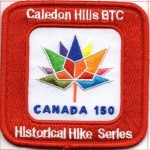 Hiking Badges Ontario