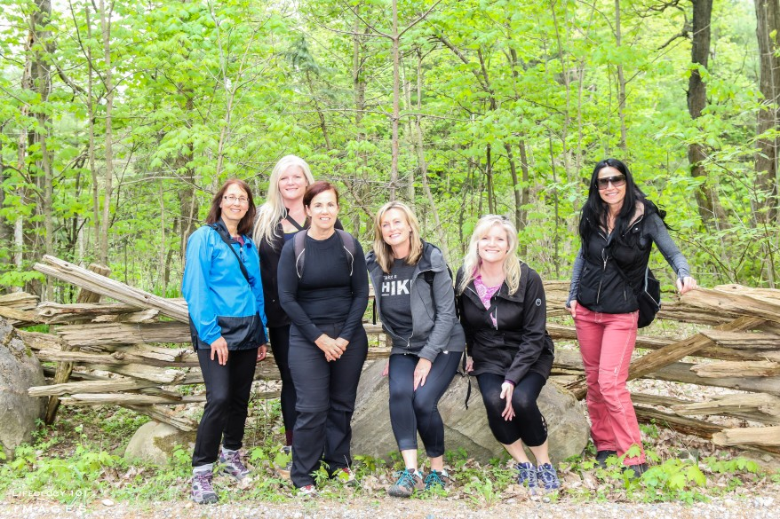 Ontario Hiking Trails, Things to Do in Caledon Ontario, Beautiful Places in Caledon, Forks of the Credit in Devil's Pulpit Hiking,