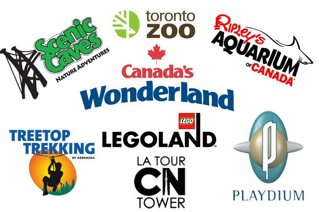 Ontario Attraction Coupons, Coupons 2017, Attractions Specials Ontario, Things to See in Toronto,