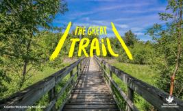 Trans Canada Trail, The Great Trail, Canada Hiking Trails, Caledon Hiking Trails, Best Hiking Trails in Canada,
