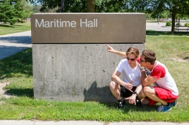 University of Guelph, Maritime Hall Res,