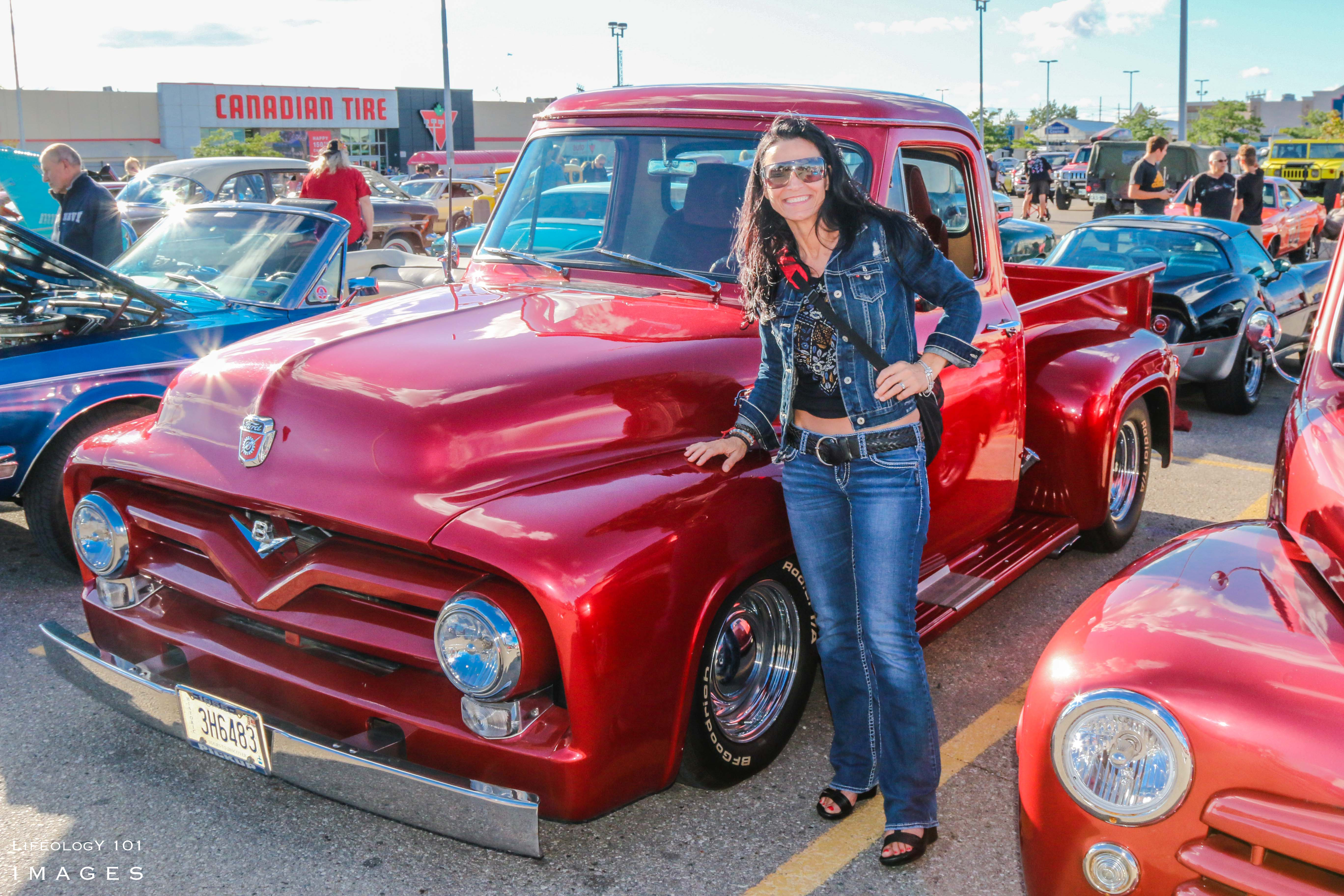 Scarborough Bluffs, Toronto Food Truck Festival and a Car Show ...