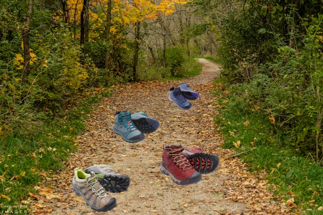 Keen Shoes, Keen Contest, The Great Trail, Trans Canada Trail,