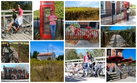 Biking, Trails, Ontario, Elora, Caledon, Cycling, Trail, Hiking,
