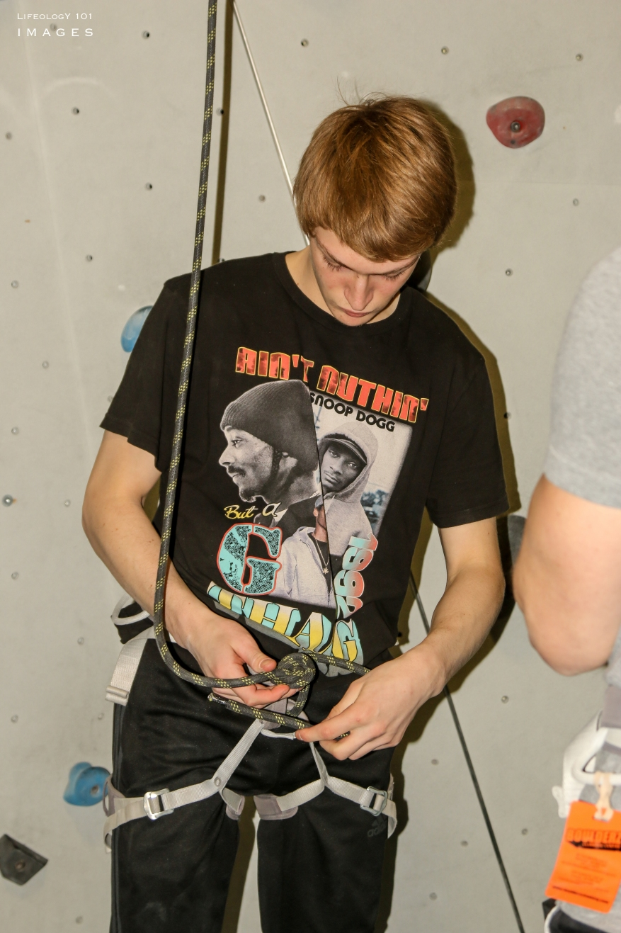 Belay Lessons