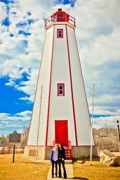 Port Burwell Light House