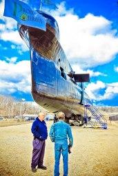 Port Burwell Submarine