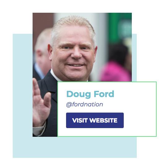 PC Ontario Doug Ford