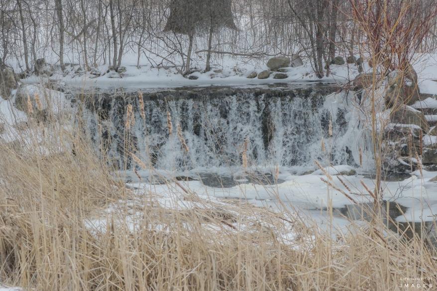 Guelph Waterfalls - Clythe Creek
