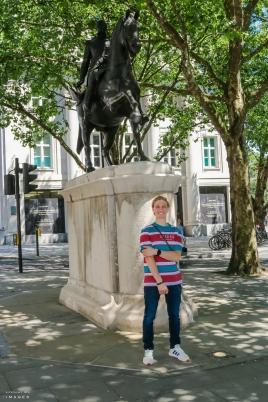 London Statues
