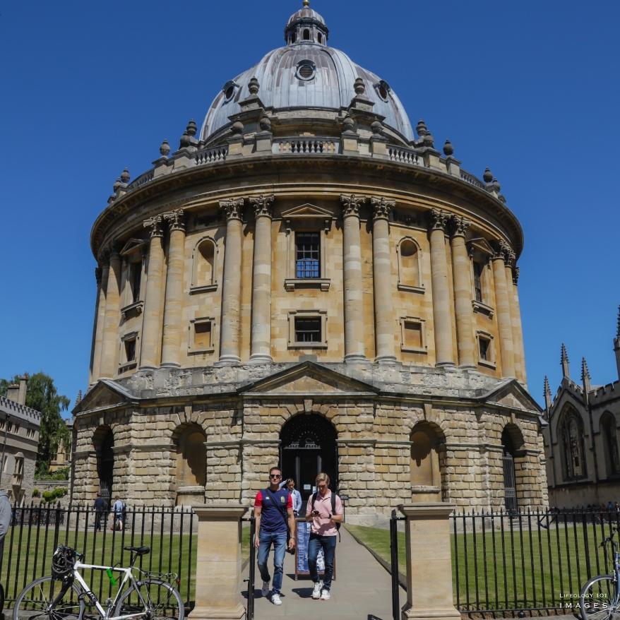 University of Oxford - Oxford, England