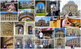Towns to Visit in England, Oxford England,