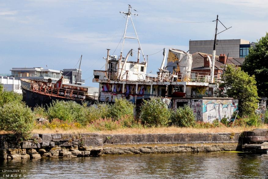 Dublin Ireland  Old Ship