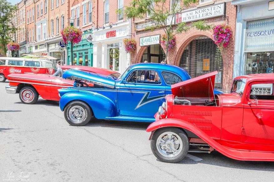Orangeville's Premier Classic Car Show