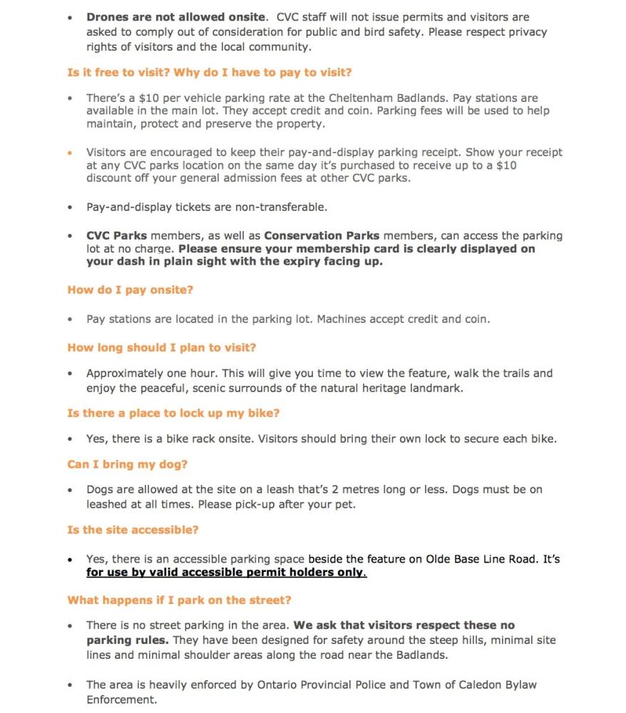 Cheltenham-Badlands-Plan-Your-Visit Page 3