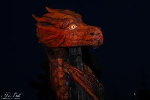 Orangeville Ontario Dragon