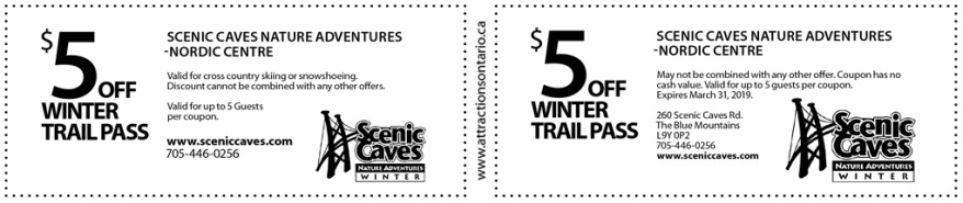 Coupons Ontario, Ski Coupons, Ontario Attractions Coupons,